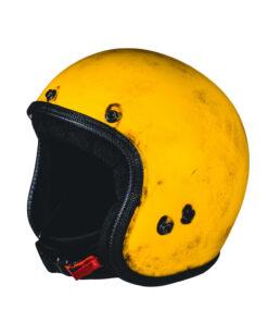 70's Helmets Pastello Dirty Yellow SX