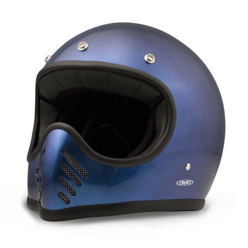 DMD Seventyfive - Metallic Blue Oblique