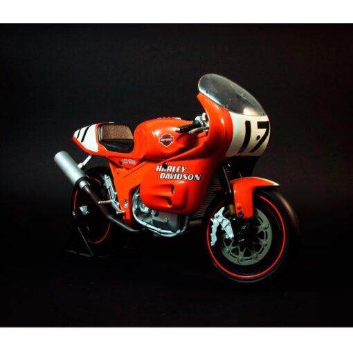 Harley Davidson- VR 1000 Scale motorcycle