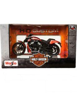 Maisto 2012 Vrscdx Night Rod Special Pack