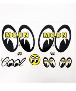 Mooneyes - Decal Set