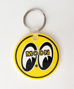 Mooneyes Keychain Front
