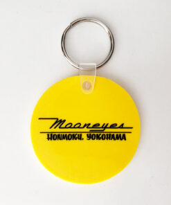 Mooneyes Keychain Rear