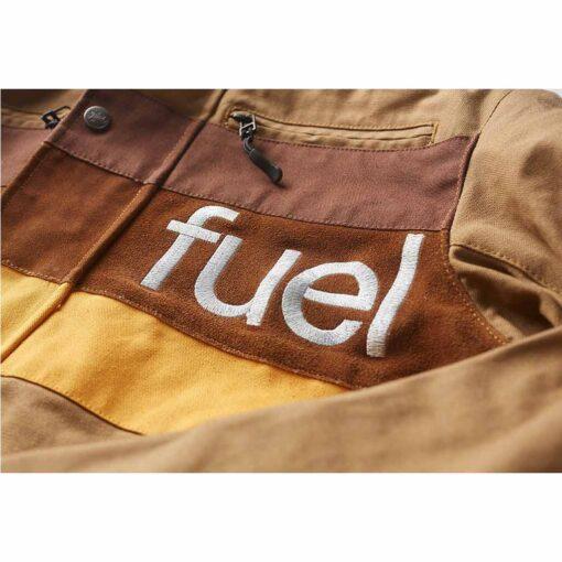 Fuel Rally Marathon Jacket Logo EX