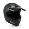 Roeg Peruna Helmet - Matte Black Profile