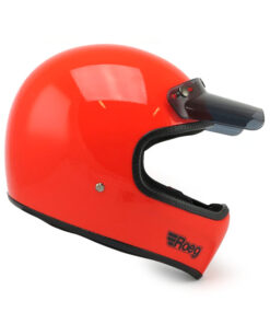 Roeg Peruna Helmet - Oompa Orange DX