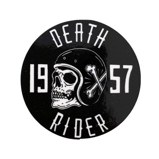 Skull Sticker - Death Rider 57
