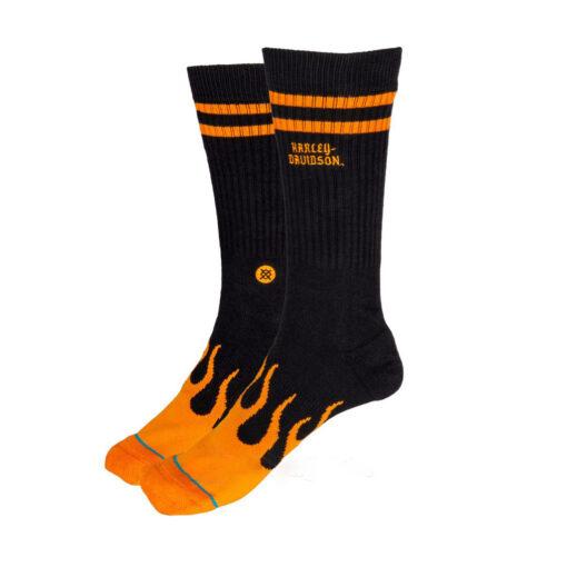 Stance Socks - Harley Davidson Flames
