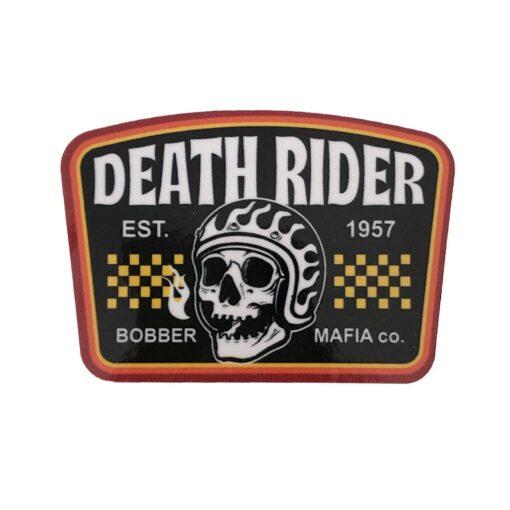 Skull Sticker - Death Rider