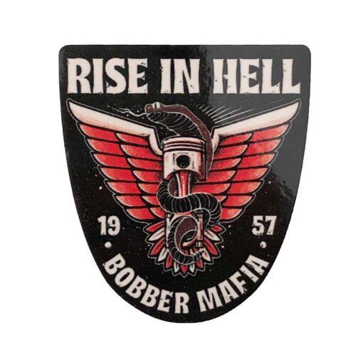 Sticker- Bobber Mafia Rise in Hell