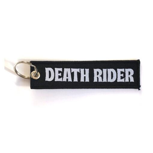 Motorcycle Keychain - Death Rider