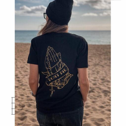 T-Shirt Don't - Die - Girl