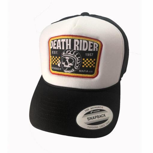Bobber Mafia Trucker Cap - Front