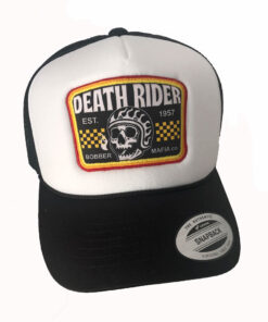 Bobber Mafia Trucker Cap - Front Right