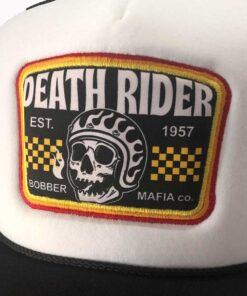 Bobber Mafia Trucker Cap - Logo