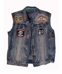 Death Rider - Patchs - Bikers Vest