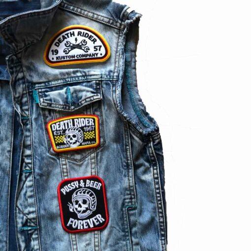 Death Rider - Patchs