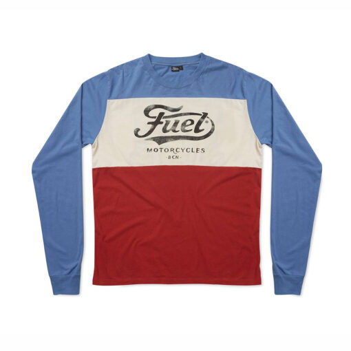 """Fuel """"121"""" Long Sleeve - Front"""