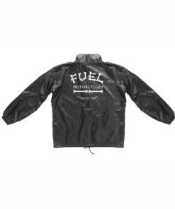 "Fuel ""Day of The Dead"" Rain Suit - Rear"