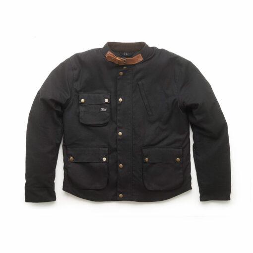 Fuel Division 2 Black Jacket - Front
