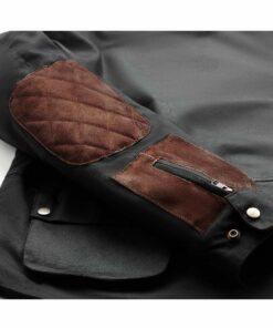 Fuel Division 2 Black Jacket - Sleeve