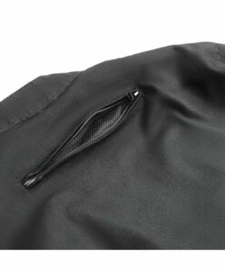 Fuel Division 2 Black Jacket - Zip