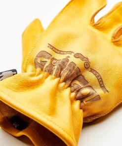 Fuel Frontera Glove - Logo