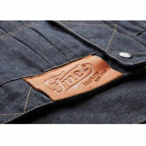 Fuel Greasy Jacket - Patch