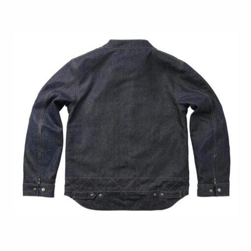Fuel Greasy Jacket - Rear