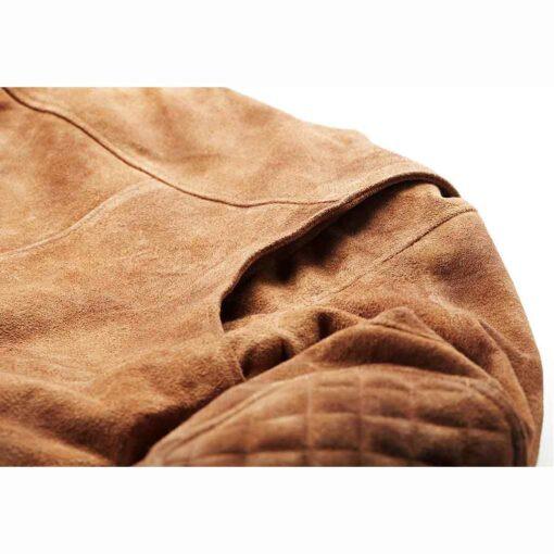 """Fuel """"Sidewaze"""" Tan Jacket - Details"""