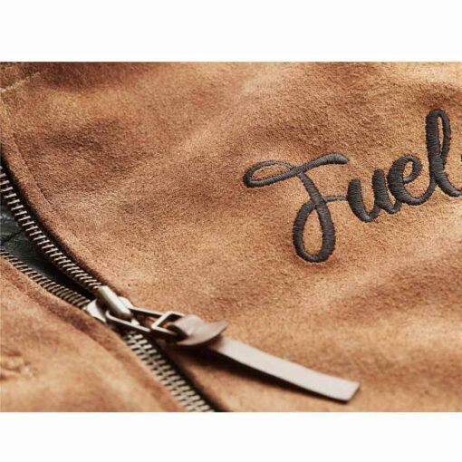 """Fuel """"Sidewaze"""" Tan Jacket - Zip"""